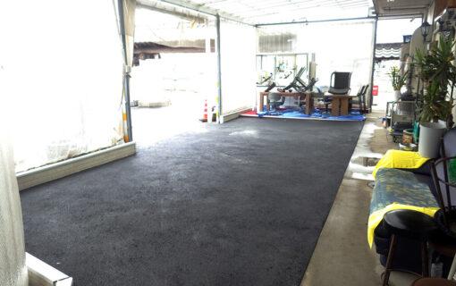 シティNO.1様 駐車場補修工事